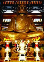 Bodhidharma: Fondatorul Buddhismului Chan/Zen in China, care a introdus Yoga Energiei/Qigong calugarilor Templului Shaolin